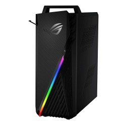 ASUS ROG Strix GA15 3rd Gen AMD 6 core Ryzen 5 3600X Gaming Desktop (8GB RAM/1TB HDD + 256GB SSD/Windows 10/4GB NVIDIA GeForce GTX 1650 Graphics/with Keyboard & Mouse/Star Black), G15DH-IN042T