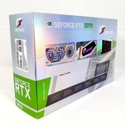 Colorful iGame RTX 3070 Ultra OC-V 8Gb White
