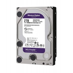 Western Digital Purple 2TB SATA Internal Surveillance Hard Drive (WD20PURZ)
