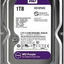 Western Digital  WD10PURZ 1 TB Surveillance Systems Internal Hard Disk Drive (WD10PURZ)